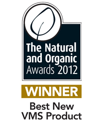 the natural and organic awards 2012 winner - quantum nutrition labs a division of premier research labs